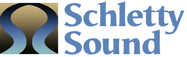 Schletty Sound: rich vocals, spoken or sung